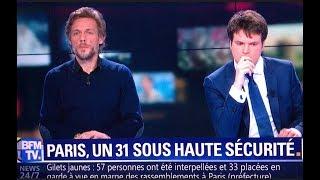Thierry Paul Valette sur BFMTV : nos mobilisations Gilets Jaunes continuent