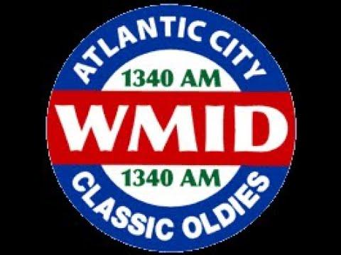 WMID 1340 Atlantic City - PAMS Series 22-B - 1964