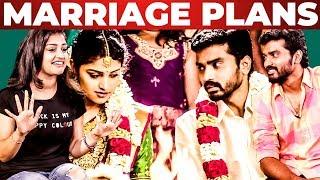 Alaipayuthey Scene Recreated by Janani & Santhosh (Shreya & Sidhu) | Colours Tamil Thirumanam Serial