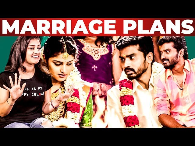 Alaipayuthey Scene Recreated by Janani & Santhosh (Shreya & Sidhu)   Colours Tamil Thirumanam Serial