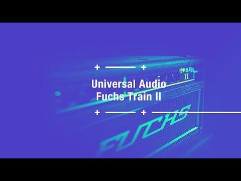 Fuchs Train II en plugin Universal Audio