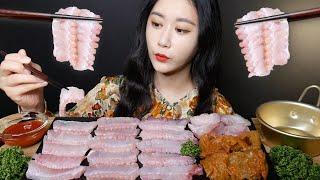 홍어회 먹방 [Hongeo Hoe] ホンオ Real S…