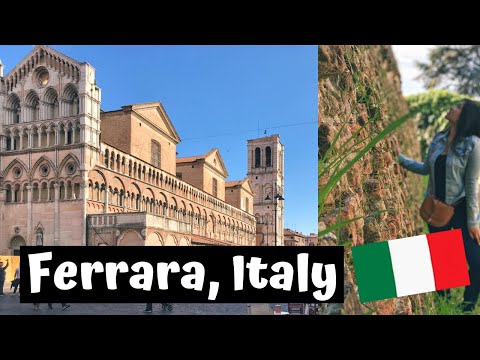 FERRARA, ITALY - DAY TRIP FROM BOLOGNA