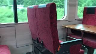 SR1系の普通電車に乗ってきた
