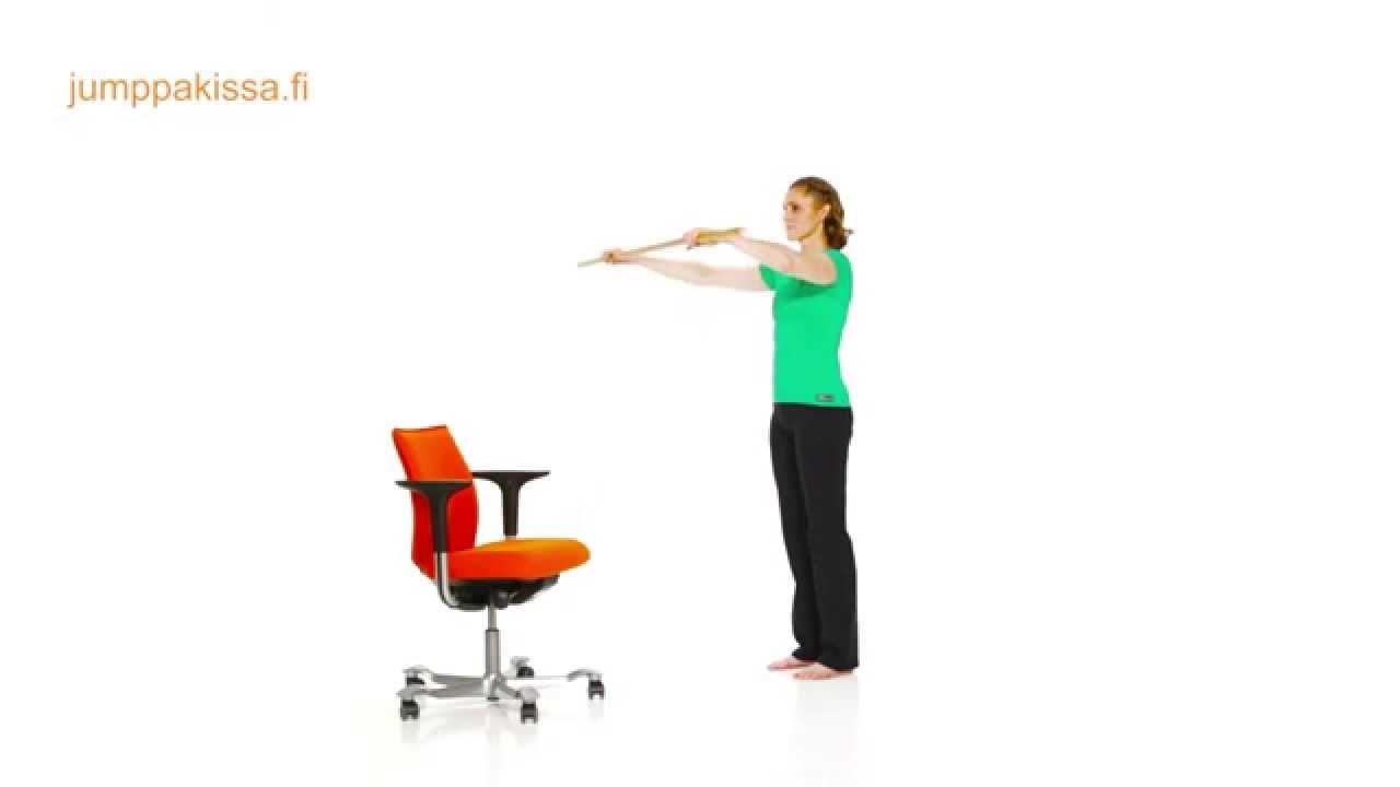Istuminen on myrkkyä − vähennä istumista ja pidä taukoja!