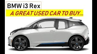 BMW i3:  Why it's a GREAT used car to buy