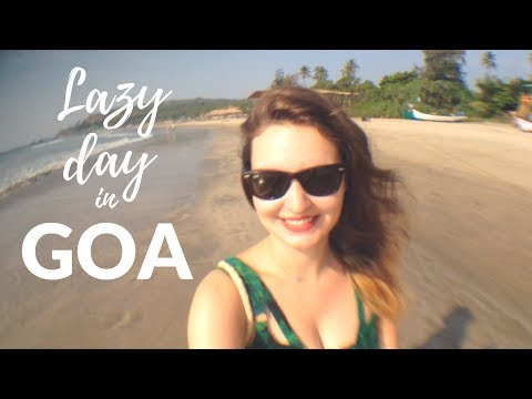 Just Another AWESOME day in GOA, Arambol || REBORN IN INDIA Travel Vlog