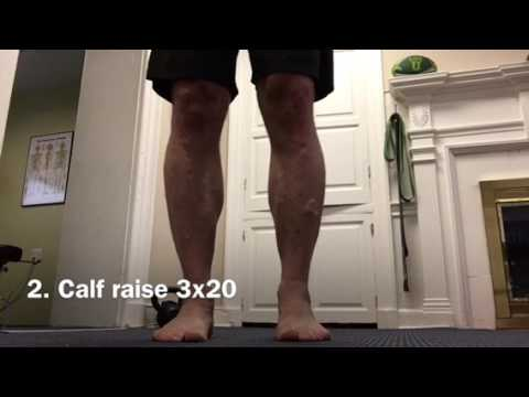 BULLETPROOF FEET for Runners.... PLANTAR FASCIITIS  SHIN SPLINTS  HEEL PAIN