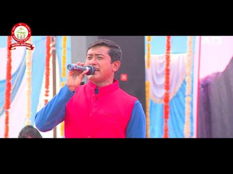 Latest Kumaoni Song 2016 I Rumali Ka Gantha I Jitendra Tomlyal । Khatima Mahotsav 2016