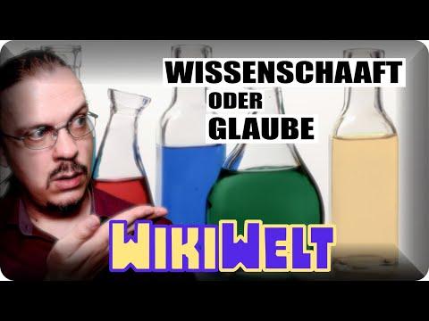Wissenschaft oder Glaube - meine WikiWelt #199