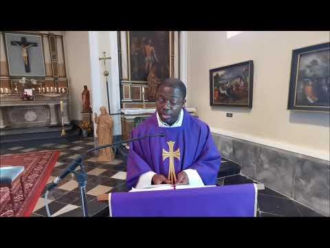 Célébration du 2ème dimanche de Carême en l'église Saint-Barthélemy de Houx