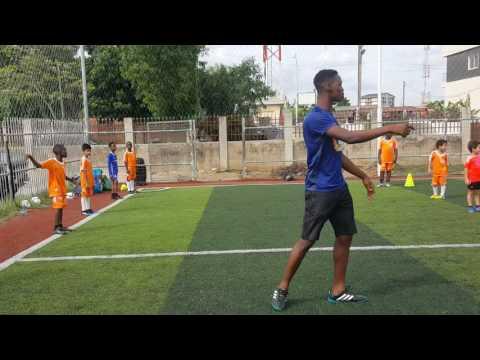 Astros football academy training Ghana 69