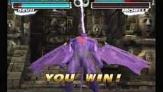 Tekken Tag Tournament - Devil + Kazuya