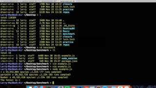 [線上讀書會] 承億 主講  Benchmark, javascript 作用域、閉包、this