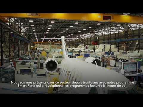 Bombardier : améliorer l'expérience client
