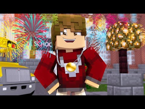 Jay Wins A Gold Medal! - Parkside University [S2.EP19] Minecraft Roleplay