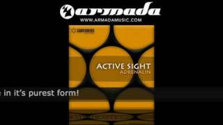Active Sight - Adrenalin (Syndrome Edit) (CVSA021)