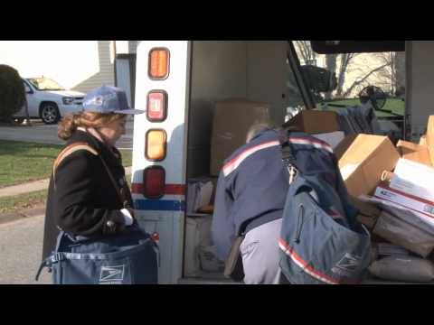Anything Once: Mail carrier [Delaware Online News Video]