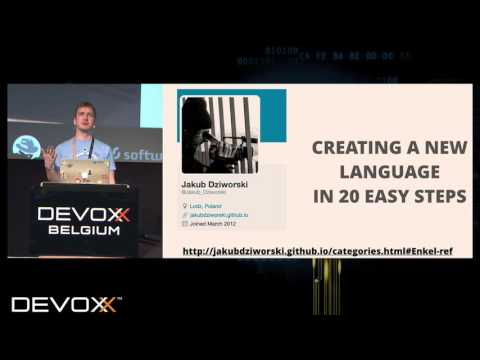 How to Create a New JVM Language in Under an Hour by Oleg Šelajev