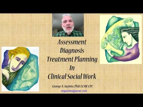 Assessment, Diagnosis and Treatment Planning in Clinical Soc