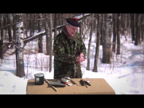 Mors Kochanski     Survival Knives & Sharpening   Four Dog Stove Company