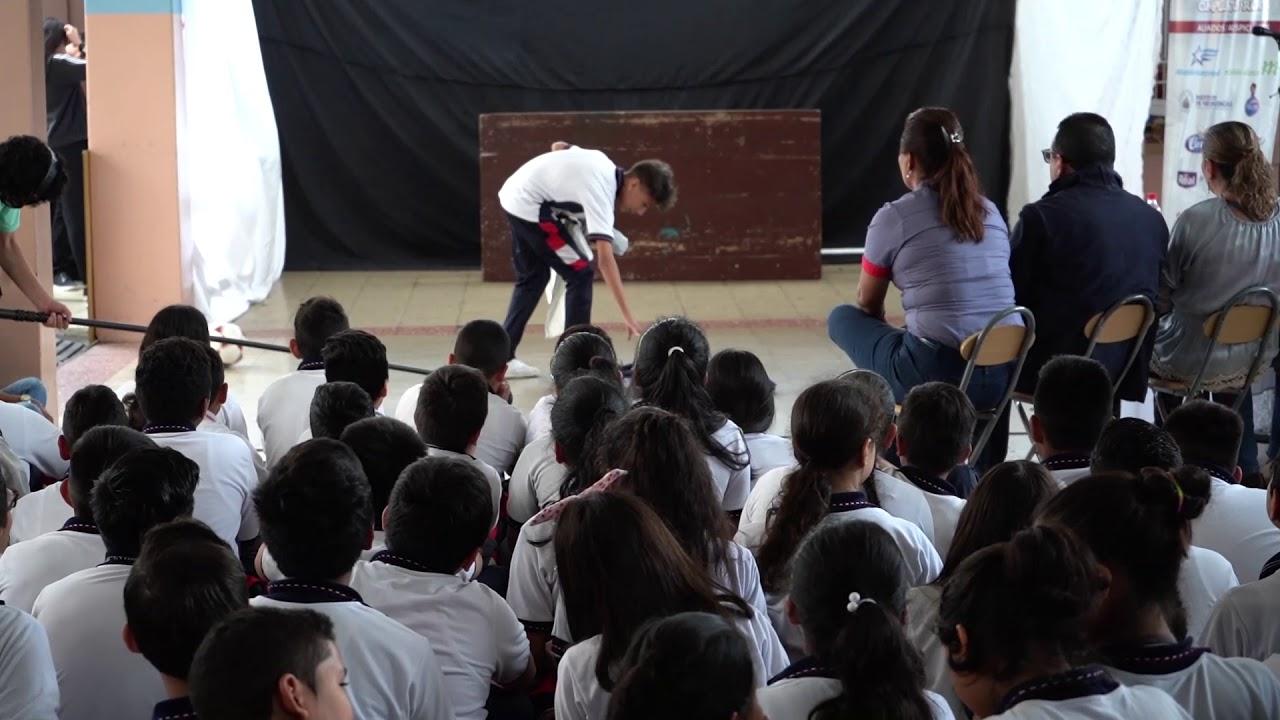 Semifinal del Encuentro Intercolegial de Teatro