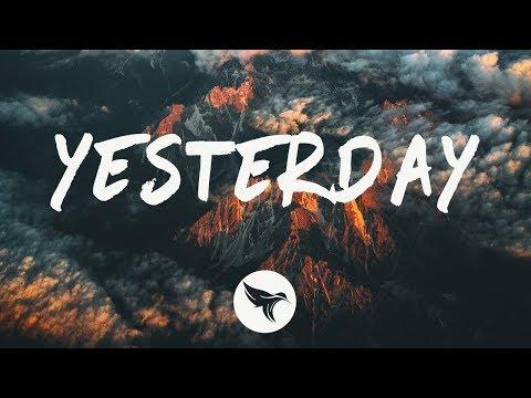 Virginia to Vegas - Yesterday (Lyrics)