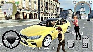 Car Simulator M5 / Taxi Driver Simulator Android Game