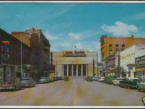 Great Falls Montana Then & Now