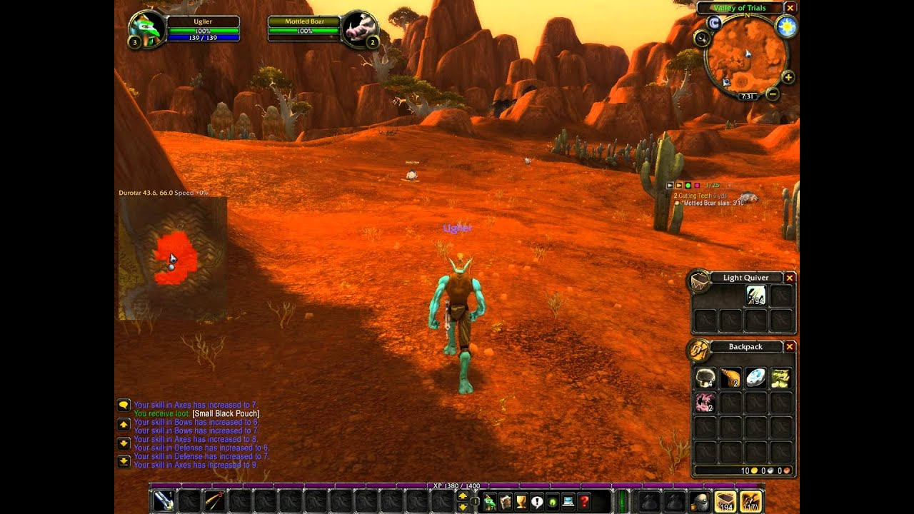 World of warcraft the burning crusade private server list ...