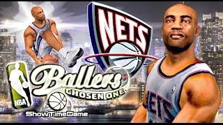 NBA BALLERS: CHOSEN ONE BEST OF V.Carter