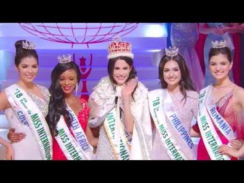 Miss International 2018 FULL SHOW (HD)