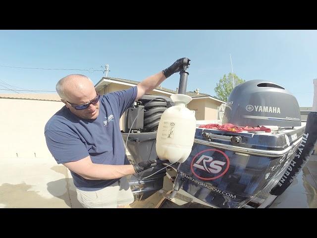 Outboard Maintenance - 100 Hour Service On 4-Stroke | BDoutdoors