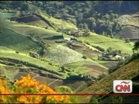 Experience Panama - Cerro Punta y Bambito - Reportaje de CNN - Paisajes de Panamá