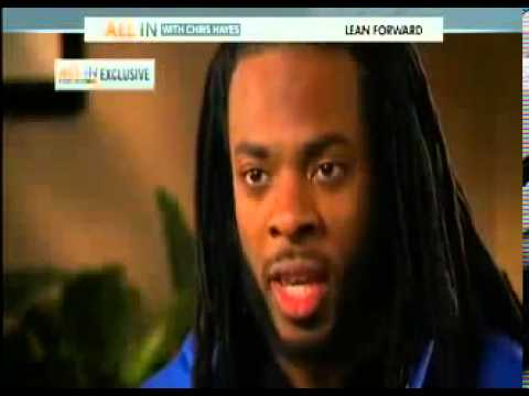 Richard Sherman Interview on MSNBC  All In with Chris Hayes 1 27 2014   Part 1