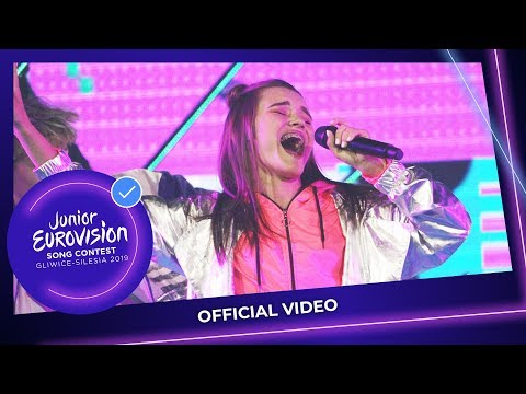Liza Misnikova - Pepelny (Ashen) - Belarus 🇧🇾 - Official Video - Junior Eurovision 2019