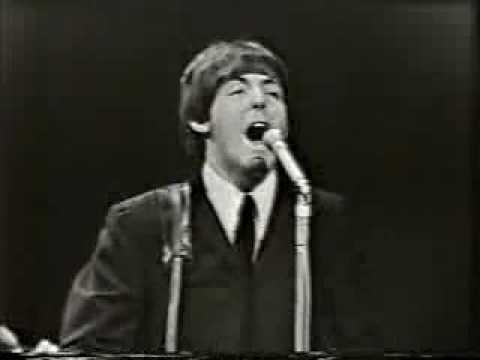 The Beatles- Kansas City / Hey-Hey-Hey!
