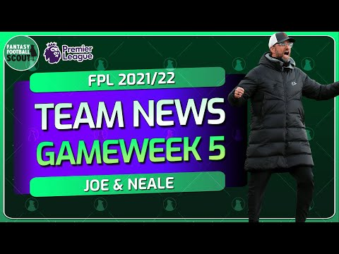 Team News Gameweek