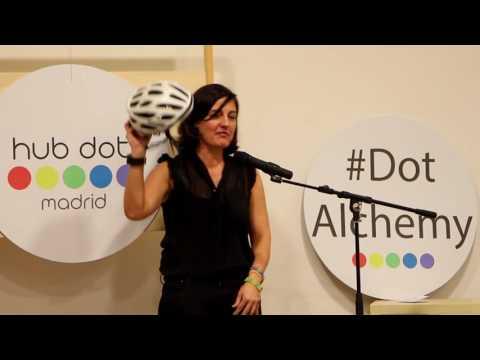 Hub Dot Madrid Launch - Yolanda Vázquez