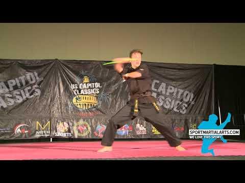 Cole Presley - Team Paul Mitchell karate