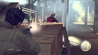 Mafia 2(PC): Demo gameplay(German Part 2)