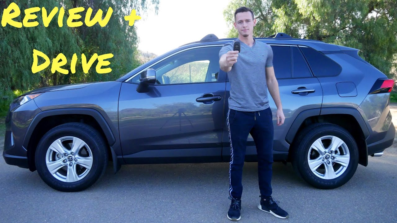 The 2020 Toyota RAV4 Base Model-Under 27k!