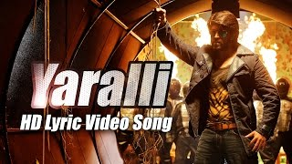 Mr & Mrs Ramachari - Yaralli Song Lyric video | Yash | Radhika Pandit | V Harikrishna