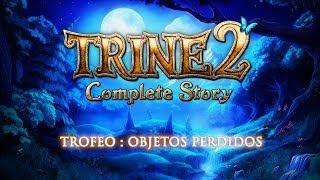 Trine 2 - Trofeo: Objetos Perdidos // Coleccionables - Todos los cofres
