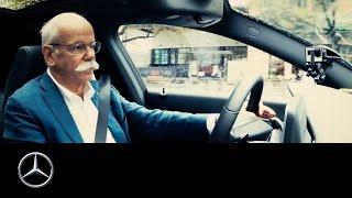 Dieter Zetsche x Jen-Hsun Huang in Austin – Mercedes-Benz original