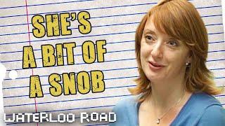 Waterloo Road's new teacher Ruby Fry is