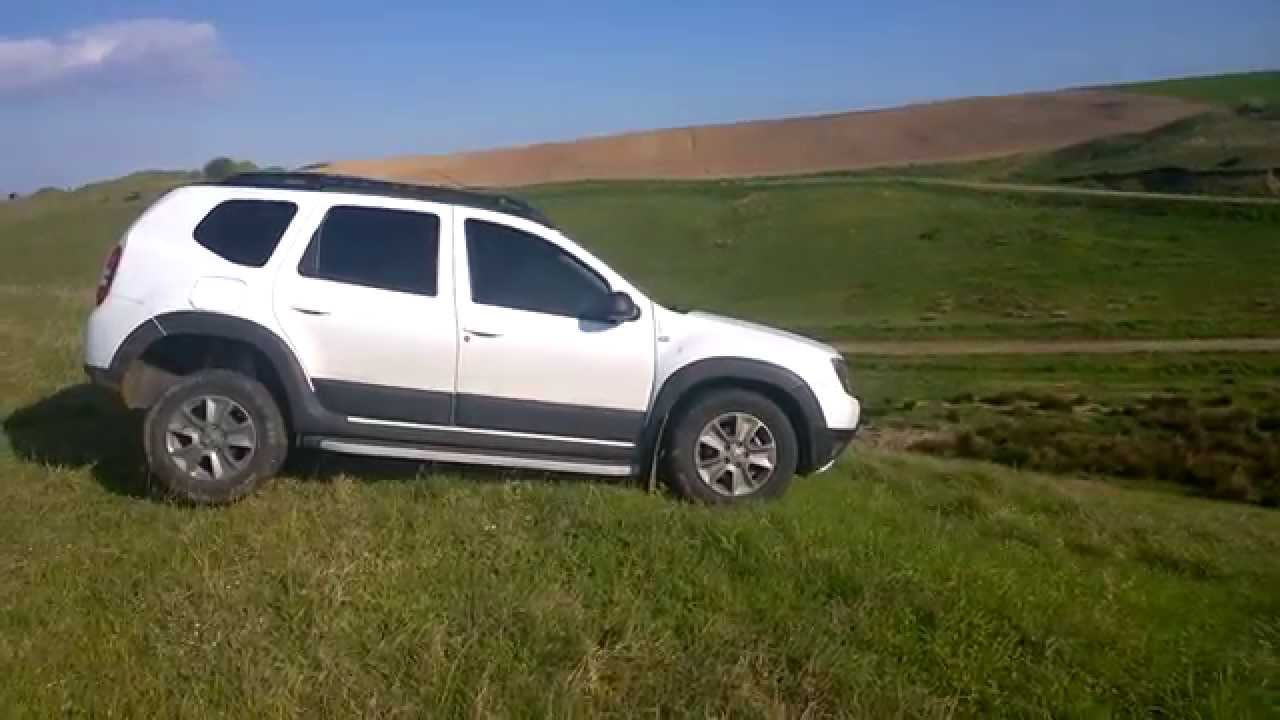 dacia duster 4x4 2015 of road youtube. Black Bedroom Furniture Sets. Home Design Ideas