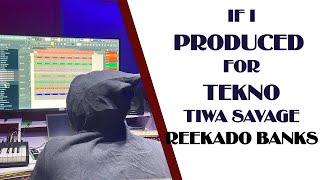 🤯🤯If I Produced For Tekno, Tiwa And Reekado