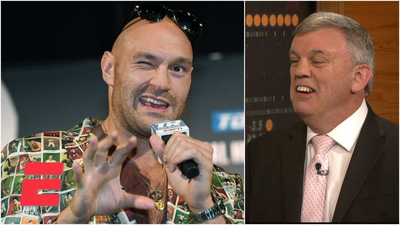 Why does Teddy Atlas compare Tyson Fury to his grandson? | Daily Wager | Top Rank Boxing