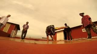 Open SKy Cypher II Zion B-Boyz & Family/Martinique/2K14